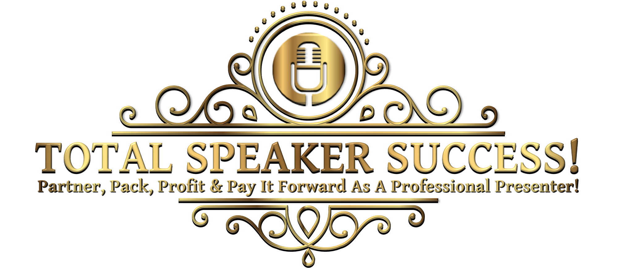 Total Speaker Success Header